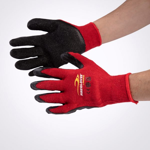 Heat-resistant Fire Gloves